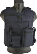 PATROL ARMOR CARRIER-01 (SIDE-OPENING VERSION) Front