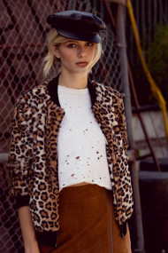 The Leopard Jacket