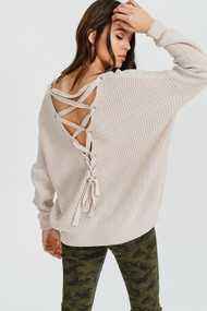 The Eden Sweater