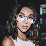 The Quay Australia Blue Light Glasses Magnetic- Clear