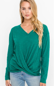 The Marissa Top- Green