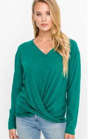 The Marissa Top- Green