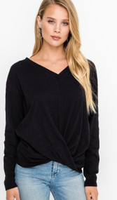 The Marissa Top- Black