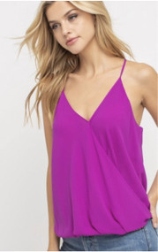 The Breanna Tank- Purple
