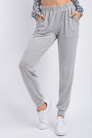 The Jaci Jogger- Grey