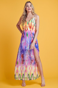 The Cabo Dress- Water Color
