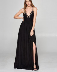 The Sophie Dress- Black