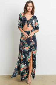 The Gemma Maxi- Navy