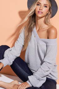 The Kayla Top- Taupe