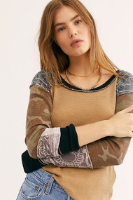 Free People Bright Side Thermal- Willow