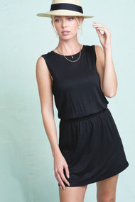 The Tiffany Dress- Black