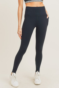 The Katie Leggings- Black