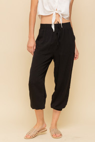 The Bella Pants- Black