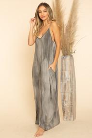 The Sandy Dress- Grey