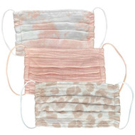 3 Piece Mask Set- Blush
