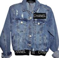 The C.C. Patch Jean Jacket
