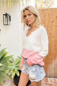The Bethany Sweater