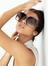 The Otra Soho Sunglasses- Olive