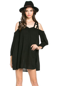 The Jade Dress-Black