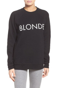 "The ""Blonde"" Crew | BLACK"
