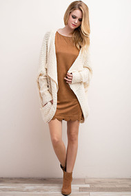 The Eve Cardigan- Cream