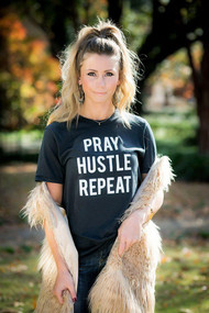 Pray Hustle Repeat
