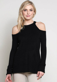 The Mirabel Sweater- Black