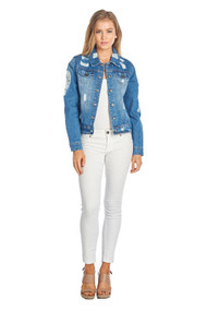 The Kaylee Denim Jacket