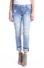 KUT Denim Catherine Boyfriend Jeans