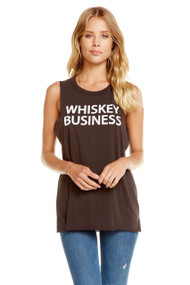 Chaser Whiskey Business Tank