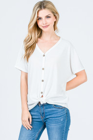 The Kira Top- White