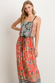 The Cora Maxi Dress