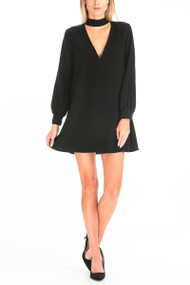 The Dakota Dress-Black