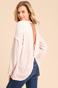 The Brooklyn Top- Light Taupe