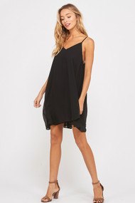 The Maria Dress- Black