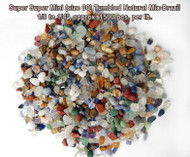 #00 Natural Tumbled Gemstone Mix