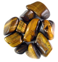 Tumbled Gold Tiger Eye