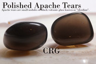"APACHE TEARS Select Tumbled Gemstone 1""-1.5"" Avg"