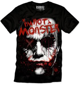 The Joker - Not a Monster T-Shirt