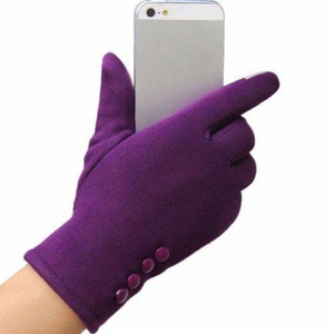 Retro Touch Screen Gloves