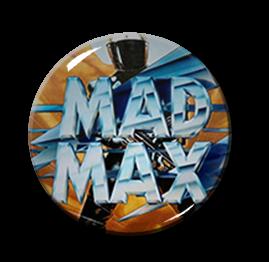 """Mad Max 2.25"""" Pin"""
