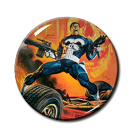 "The Punisher 2.25"" Pin"
