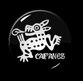 "Caifanes - Logo 2.25"" Pin"