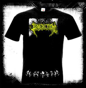 Benediction Experimental Stage T-Shirt Last Ones In Stock!
