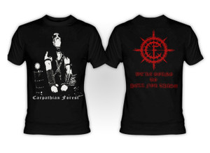 Carpathian Forest We're Going To Hell For This T-Shirt