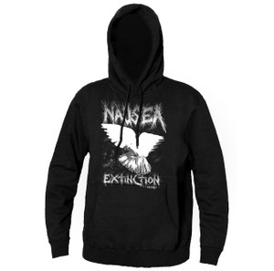 Nausea Extinction Hooded Sweatshirt