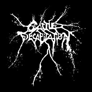 "Cattle Decapitation 4x4"" Printed Sticker"