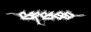 "Carcass - Logo 6x2"" Printed Sticker"