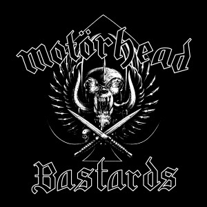 "Motorhead - Bastards 4x4"" Printed Sticker"