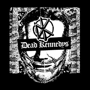 "Dead Kennedys - Give Me Inconvenience... 5x5"" Printed Sticker"